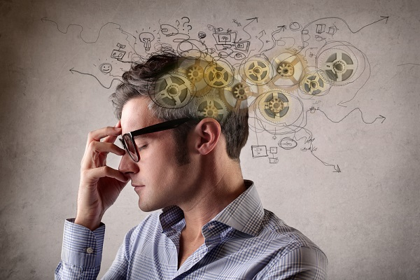 Triggers set off chain reactions in our brains that lead us down a pathway of negative thinking. (Ollyy/Shutterstock)