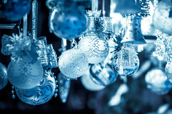 As beautiful as they are, the holidays may leave some of us feeling a bit cold. (dvoevnore/Shutterstock)