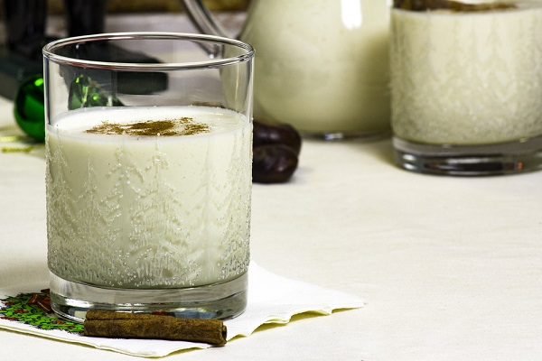 It goes without saying that you might want to skip the eggnog this year. (CL Shebley/Shutterstock)