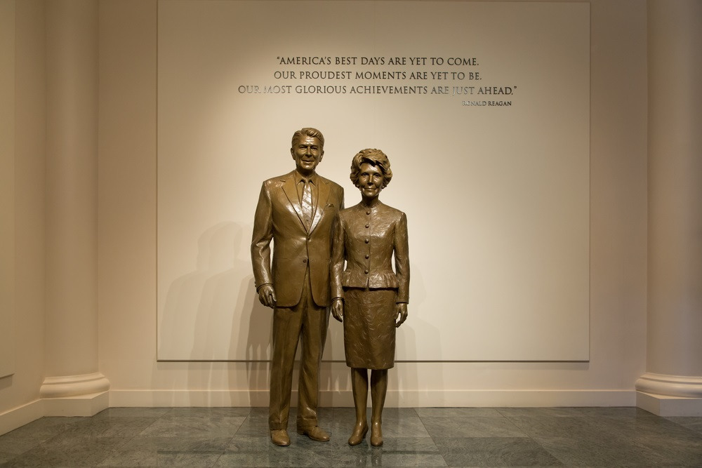 When we think of drug education, it's hard not to think of Nancy Reagan. (Ken Wolter/Shutterstock)