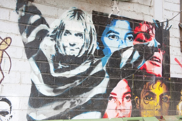 Kurt Cobain continues to inspire music fans across the world. (CTR Photos/Shutterstock)