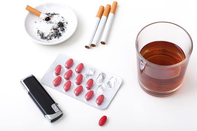 which drugs cause the most need for addiction recovery in new hampshire