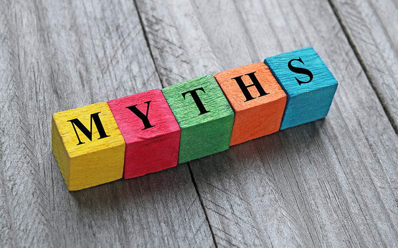 what are some myths about drug rehab in new england