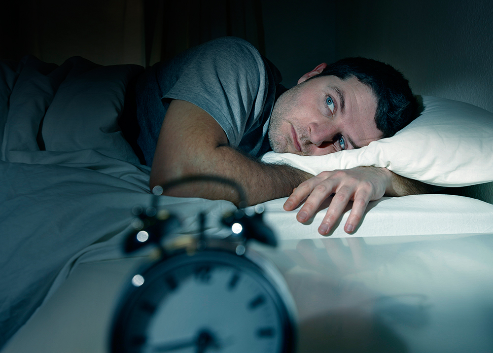 how can i beat insomnia during alcohol treatment in new hampshire