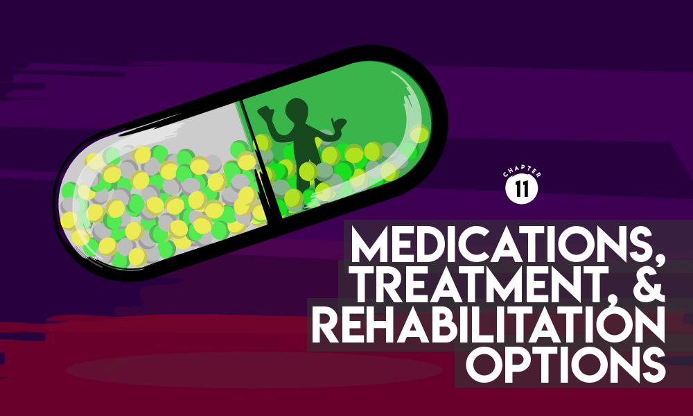 Medications, Treatment, and Rehabilitation Options