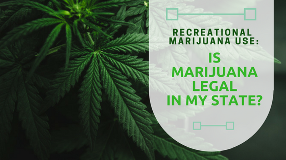 Is marijuana legal in my state